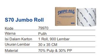 Swip-All Jumbo Roll