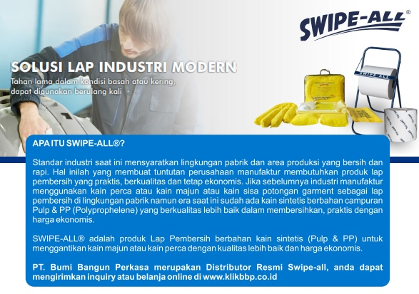 Swipe All – Lap Industri Modern